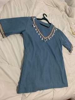 🚚 Boho Dress/Top