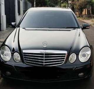 Mercedes Benz E200 Kompresor 2009