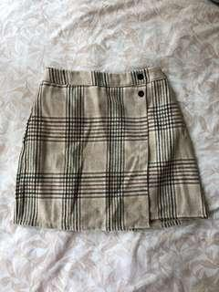 Korea cotton skirt S