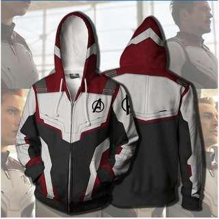 🔥The Avengers End Game Quantum Realm Hoodie🔥