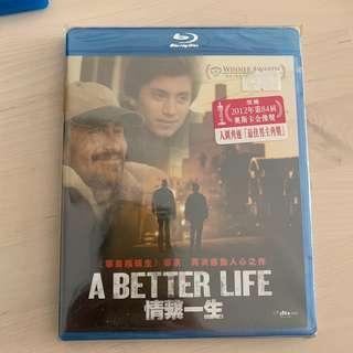 全新未拆 Blu Ray 情繫一生 A Better Life 奧斯卡男主角提名 港版中字