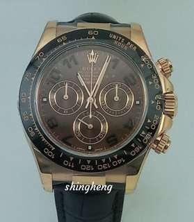 🚚 Rolex 116515LN Cosmograph Daytona