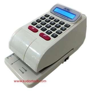 Cheque Writer / Check Printer (New) ~ 12mths Warranty