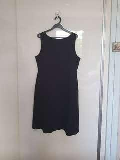 BNWT Zalora Black Dress