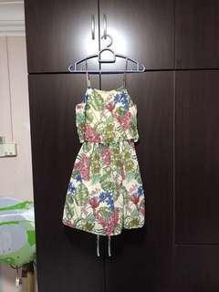 Floral Dress from ASOS #dressforsuccess30