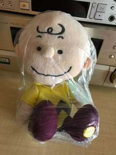 Peanuts Charlie Brown soft toy