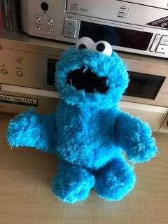 Sesame Street Cookie Monster soft toy