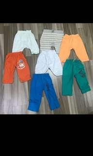 🚚 Assorted lowers / shorts for babies (0-3 months)