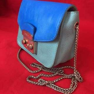 Sale!!! Authentic FURLA sling bag. Kate Spade Coach Michael Kors
