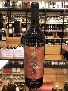 行貨 2010 GRAND VIN DE BORDEAUX Rive Droite Pont des Arts 趙無極 橋藝精選 Red Wine 紅酒