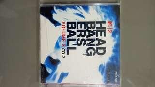 🚚 Headbanger's Ball cd