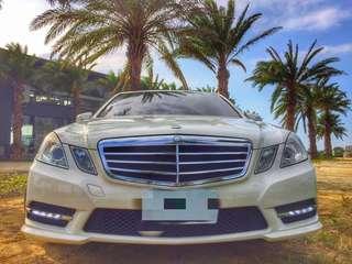 2010年Benz E350