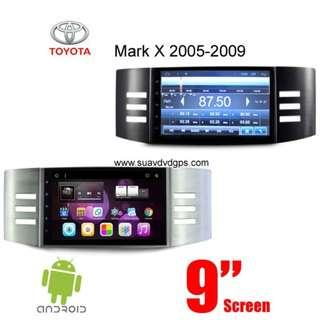 Toyota Mark X 2004-2015 OEM Android Player