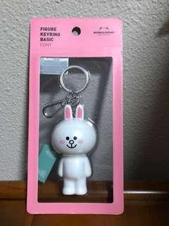 Cornie the line friend keychain from Korea