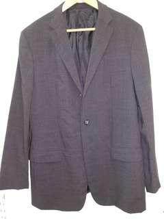 Jil Sander Tailor Made Charcoal Woolen Jacket