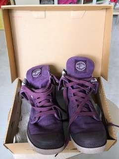 Palladium Boots Baggy (Color : purple)