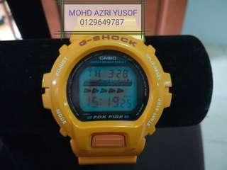 G SHOCK VINTAGE DW 6600 MANGO