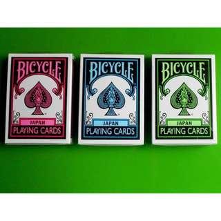 Bicycle Japan Playing Cards Rare