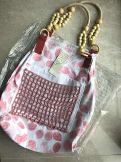 減:最新2019 Roma handmade shoulder bag full set