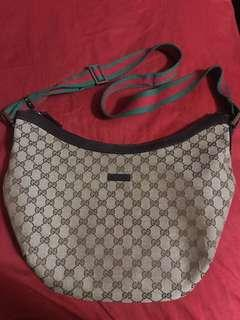 Authentic vintage Gucci Hobo Bag shoulder bag