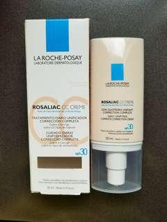 La Roche Posay rosaliac cc cream 50ml 舒緩保濕防曬CC霜
