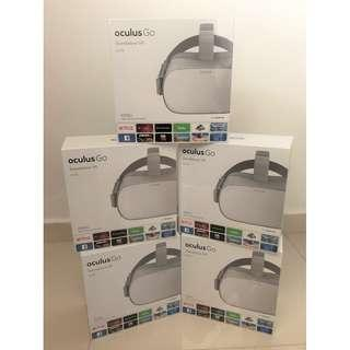 Oculus Go Standalone Virtual Reality Headset (In Stock)