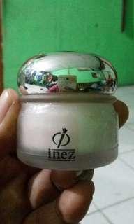 Inez oily sun care cream/sun block #dibuangsayang