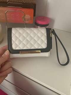 Guess wallet and phone holder
