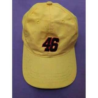 Topi Murah Kuning Valentino Rossi