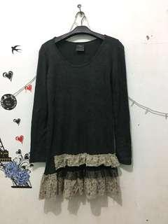 Tunik import korea