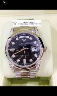 Rolex 118296 PLATINUM
