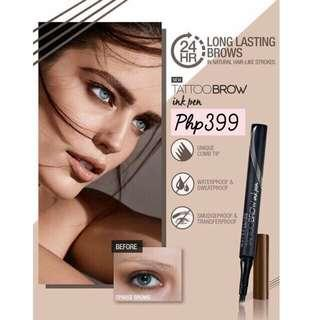 Maybelline Tattoo Brow Ink Pen (Natural Brown)