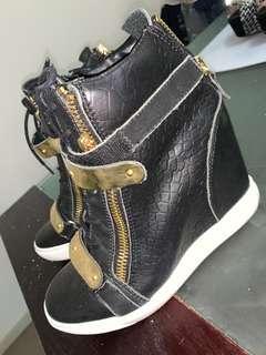Windsor Smith High Top Heel