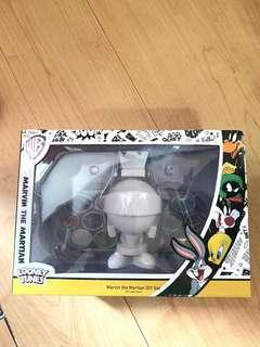 Looney tunes Marvin the Martian Diy set watercolour 水彩