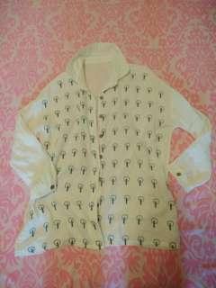 🚚 韓版棉紗襯衫