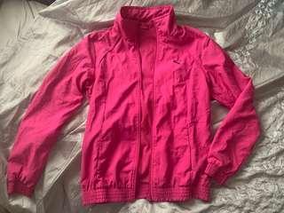 Pink puma jacket