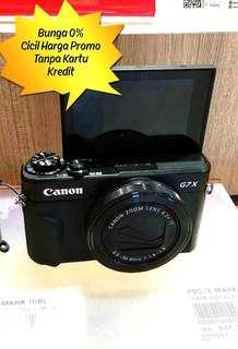 Canon PSG7X Mark II Cicil Harga Promo Bunga 0%