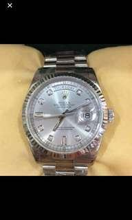 Rolex 118239 white gold