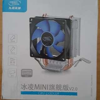 (RUSH) CPU Heatsink Fan - Deep Cool Ice Edge Mini FS V2.0