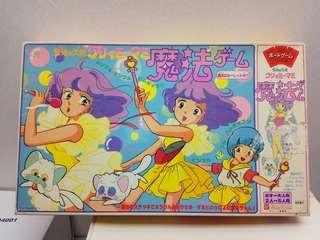 罕有 懷舊玩具 日本製造 我係小忌廉 魔法小天使 creamy mami 遊戲棋 playset Bandai出品
