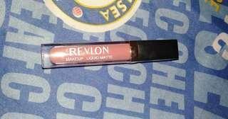 Lipstik revlon matte
