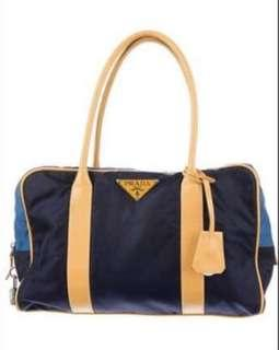 🚚 💯 Authentic Prada Tote Bag