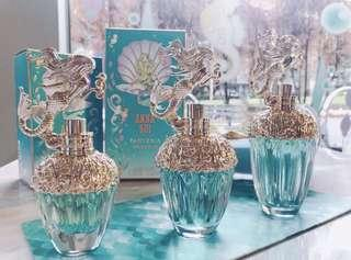 Anna Sui Fantasia Mermaid 限量代购
