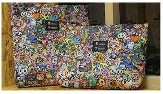 🚚 Changi Tokidoki Mother & Daughter Tote Bag