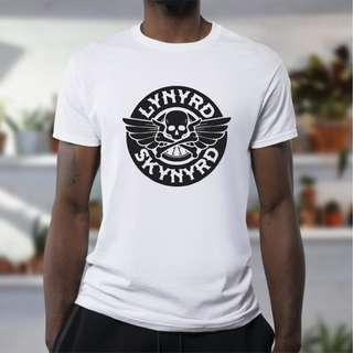 lynyrd skynyrd inspired T-Shirt 100% cotton HIGH Quality!