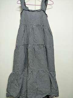 🚚 夏季格紋洋裝