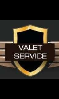 Valet Driver - Night Part Time