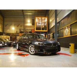 📣📣#鐵三角車業 BMW 528I M 未領牌 車側完畢 📣📣
