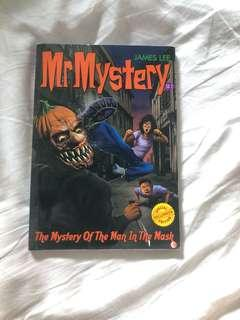 🚚 Mr Mystery books