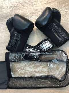 Throwdown Boxing Gloves